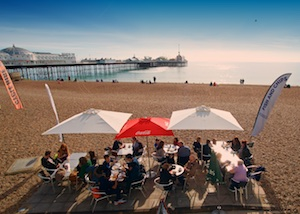 Brighton Pier Beach Cafe