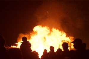 Shoreham Bonfire Night 1